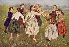 RONDA DE NIÑOS  La danza es una forma de arte en donde se utiliza el movimiento del cuerpo, usualmente con música, como una forma de expresión, de interacción social, con fines de entretenimiento, artísticos o religiosos. Es el movimiento en el espacio que se realiza con una parte o todo el cuerpo del ejecutante, con cierto compás o ritmo como expresión de sentimientos individuales, o de símbolos de la cultura y la sociedad.  En este sentido, la danza también es una forma de comunicación, ya…
