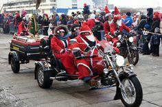 Moto Santas ;)