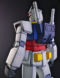 Custom Build: HGUC 1/144 RX-78-2 Gundam [TV Animation Style] - Gundam Kits Collection News and Reviews