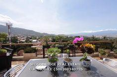 Escazu C.R. condominio en venta, Costa Rica penthouses en venta Escazu