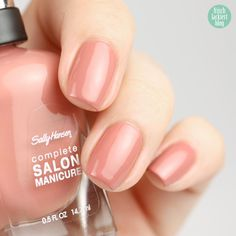 Sally Hansen - Mudslide - swatch by freshly lacquered