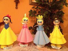 Fofucha princesses