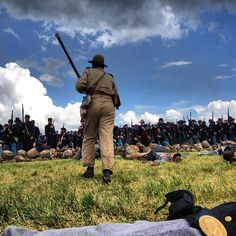 """From """"Gettysburg 150th: July 7, 2013"""" story by Buffy Andrews on Storify — http://storify.com/buffyandrews/gettysburg-150th-july-7-2013"""