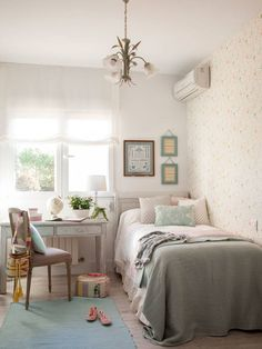 Latest Bedroom Design Ideas Featuring Comfort [Modern and Luxury] Single Bedroom, Small Room Bedroom, Bedroom Decor, Bedroom Ideas, My New Room, My Room, Girl Room, Dispositions Chambre, Minimalist Home Furniture