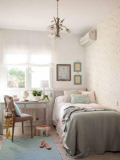 Latest Bedroom Design Ideas Featuring Comfort [Modern and Luxury] Single Bedroom, Small Room Bedroom, Room Decor Bedroom, Small Bedrooms, Bed Room, Bedroom Ideas, Minimalist Home Furniture, Small Room Design, Bedroom Layouts