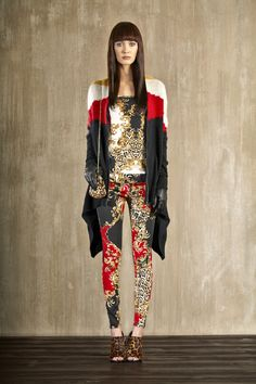 #JustCavalli FW 2012-13 collection