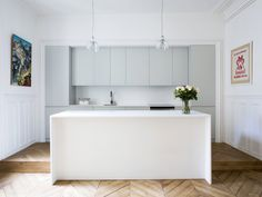 Kitchen Interior, Kitchen Design, Australian Homes, Next At Home, Kitchen Remodel, Sweet Home, New Homes, House Styles, Kitchens