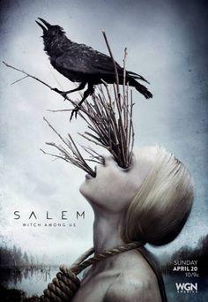 'Salem', la serie de WGN America calienta motores de cara a su estreno, aumentando la expectación con nuevos materiales de vídeo. La Serie debutará en USA el 20 de abril.