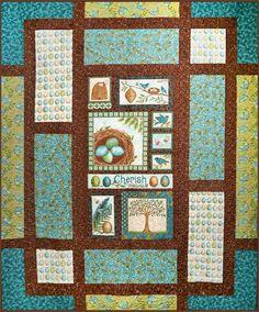 Prairie View Quilt Pattern AW-015