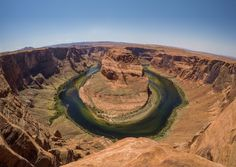Exploring Horseshoe Bend, Arizona