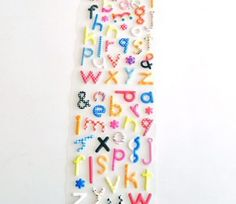 Spongy Alphabet Stickers on sale for Alphabet Stickers, Creative Crafts, Paradise, Scrapbook, Crafts, Scrapbooks, Heaven, Scrapbooking, Heavens
