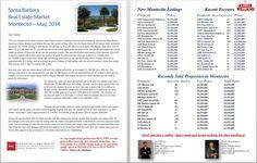 Montecito Real Estate Market Update - May 2014 #jonmahoney #santabarbara #realestate