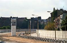 Berlin Wall c1984