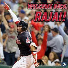 Welcome Back Rajai Davis!