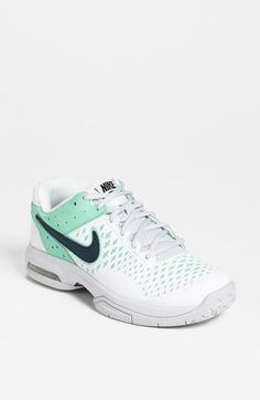 I NEED THESE FOR TENNIS! -Nike 'Air Cage Advantage' Tennis Shoe (Women) available at #Nordstrom