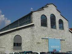 Le Magasin, centre  national d'art contemporain.(CNAC)