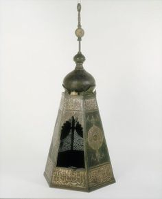 Mosque lamp      Place of origin:      Egypt (made)     Date:      ca. 1468-1496 (made)