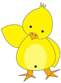 cute baby chick printable happy easter chick clip art image rh pinterest com baby chicks clipart free baby girl clipart