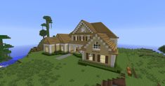 Cool Houses On Minecraft Images amp; Pictures Becuo