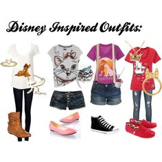 Disney Inspired Fashion | Disney Inspired outfits - Polyvore