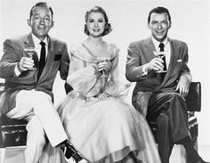 Grace Kelly, Bing Crosby and Frank Sinatra - Grace Kelly: her life in pictures - MSN UK