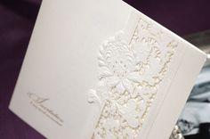 50 Custom Lace Laser Cut Invitaciones de boda por MyUniqueWedding