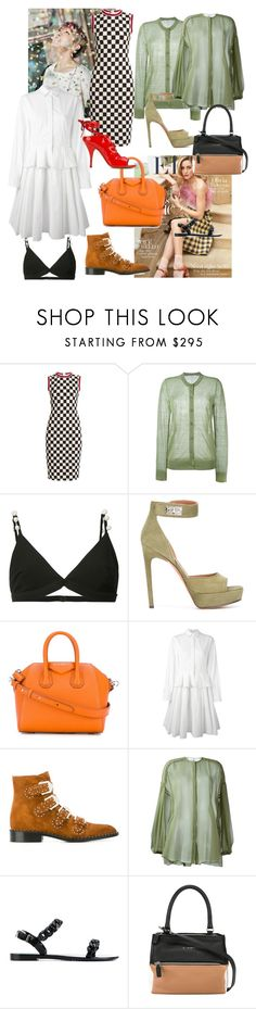 """""""You never walk alone..."""" by lalu-papa ❤ liked on Polyvore featuring Givenchy"""