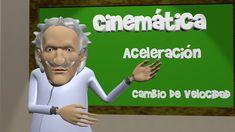 Cinemática 3D: Aceleración