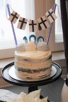 Minkun Matkassa Vanilla Cake, Desserts, Food, Tailgate Desserts, Deserts, Essen, Dessert, Yemek, Food Deserts