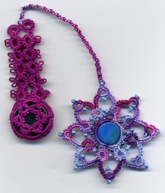 Tatting and not a lot else!: Search results for Jane McLellan