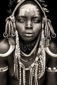 Ethiopian Surma Tribe by Mario Gerth