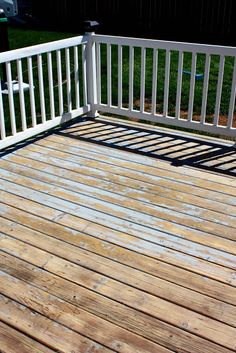 Outdoors - Deck the Yard