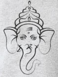 Ghandi hindu tattoo inspiration (Have my artist do a different arragement on the top.)