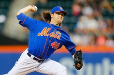 Jacob deGrom is one of the fantastic young arms the Mets want to protect.