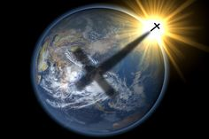 view of the earth at day | earth day god created the earth to be the place where he would make ...
