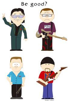 Southpark U2