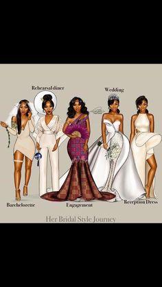 Bride Style Wedding Day Wedding Planner Your Big Day Weddings Wedding Dresses Wedding Bells Wedding Cake Wedding Goals, Wedding Attire, Wedding Events, Dream Wedding Dresses, Black Girl Magic, Bridal Style, African Fashion, Wedding Inspiration, Women