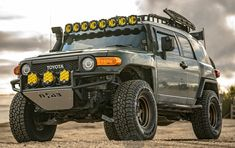 Fj Cruiser Off Road, Fj Cruiser Mods, Toyota Fj Cruiser, Custom Fj Cruiser, Fj Cruiser Accessories, Tacoma Truck, Toyota Rav, Overland Truck, 4x4