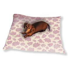 Uneekee Baroque Bloom Dog Pillow Luxury Dog / Cat Pet Bed