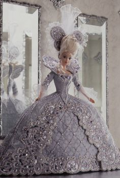 Queen - Barbie Rainha - Provençal