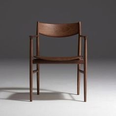 Minimalist Japanese designer Naoto Fukasawa, whose previous projects include stripped-back products for Muji, has created a new range of chairs and tables. See them all on Dezeen. #chair #design