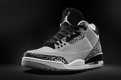 """Air Jordan 3 """"Wolf Grey"""" http://www.equniu.com/2014/03/24/air-jordan-3-wolf-grey/"""