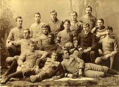 1890 Michigan Wolverines Football