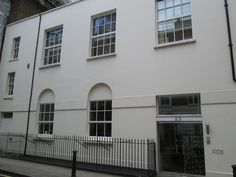 The site of Advision Studios - The Yardbirds, The Move, T.Rex and The Who all recorded here