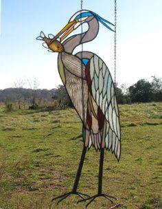 Wild About Glass, The Artwork of David Oppenheimer Stained Glass Paint, Stained Glass Birds, Stained Glass Designs, Stained Glass Panels, Stained Glass Projects, Stained Glass Patterns, Fused Glass, Driftwood Projects, Glass Etching