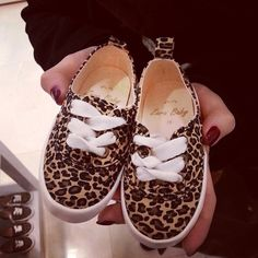 <3 these little kid shoes!