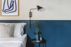 Why Classic Blue is set to be the next big trend for home interiors Latest Design Trends, Color Of The Year, Pantone Color, Floating Nightstand, Hue, Home And Garden, Shades, Interiors, Classic