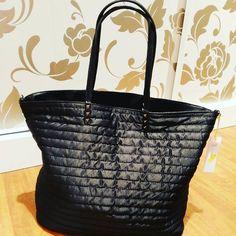 #shopper #in tessuto#colore #nero euro 35 #valeria #abbigliamento