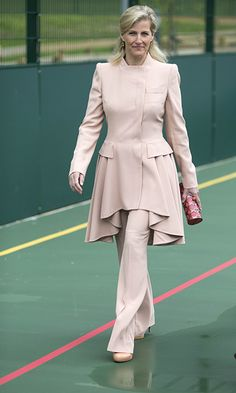 Sophie, Countess of Wessex: Inside the stylish royal's wardrobe Royal Family News, British Royal Families, Celebrity Moms, Celebrity Photos, Celebrity Style, Royal Fashion, Star Fashion, Sophie Rhys Jones, Countess Wessex