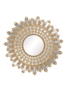 Mirror Decor from Jazz Age Style on Gilt